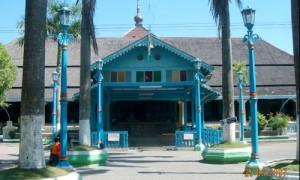 Penchak Silat à Solo - Architecture des maisons