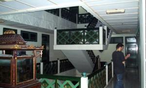 Penchak Silat à Yogyakarta - Intérieur du Marina Palace Hotel