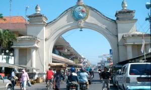 Penchak Silat à Solo - Ville javanaise animée