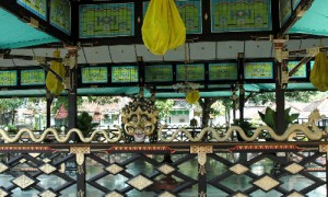 Penchak Silat à Yogyakarta - Palais du Sultan de Yogyakarta