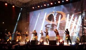 One Silat - Démonstration Seni Gayung Fatani - Putrajaya 19