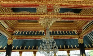Penchak Silat à Yogyakarta - Palais du Sultan de Yogya