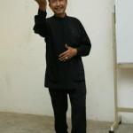 Penchak SIlat - Bapak Anuar - Langkah Serong