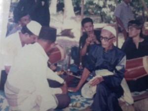 Pencak Silat - Seni Gayung Fatani Malaysia - Santai Silat Guru Tua Tn. Hj. Iman Mansor Ismail