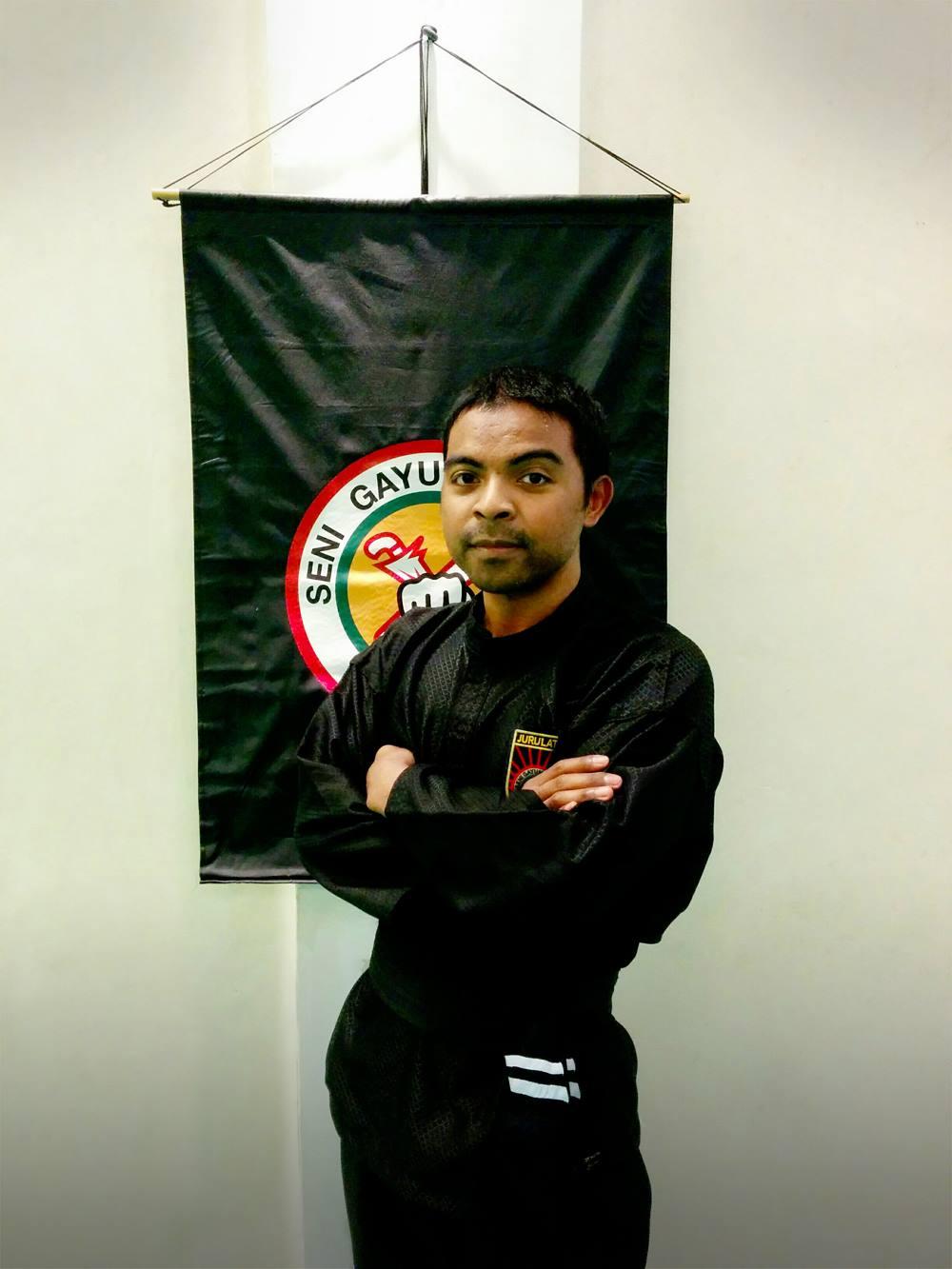 Pencak Silat - Seni Gayung Fatani Malaysia - Cikgu Mahery Jurulatih Kanan