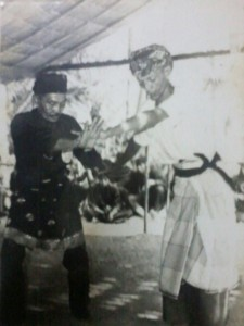 Pencak Silat - Seni Gayung Fatani Malaysia - Silat Pulut