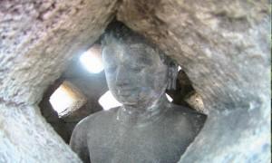 Penchak Silat à Borobudur - Bouddha