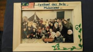 Culture SIlat & MASAF - Photo souvenir avec tous les participants