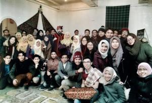 Culture Silat & MASAF - Phot de groupe en fin de journée