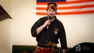 Culture Silat & MASAF - Cikgu Jérôme présente le Silat Fatani