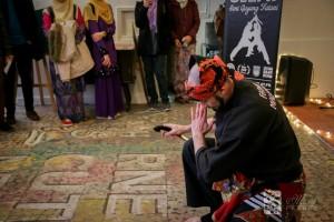 Culture Silat & MASAF - Cikgu Jérôme sort le golok