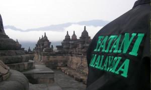 Penchak Silat à Yogyakarta - Silat Fatani à Borobudur