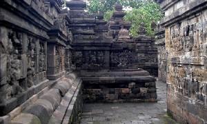 Penchak Silat à Yogyakarta - Borbudur