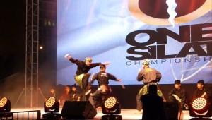 One Silat - Démonstration Seni Gayung Fatani - Putrajaya 12