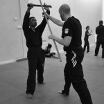 Pencak Silat - Techniques bâton et techniques machette