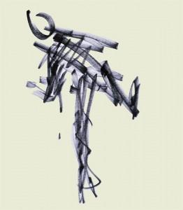 Annick Lavocat - Croquis Pencak Silat Seni Gayung Fatani 17