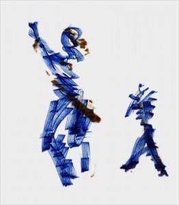 Annick Lavocat - Croquis Pencak Silat Seni Gayung Fatani 22