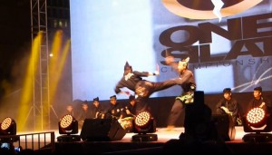 One Silat - Démonstration Seni Gayung Fatani - Putrajaya 15