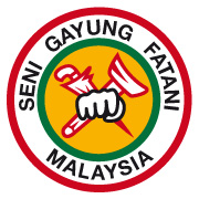 Emblême Seni Gayung Fatani Malaysia