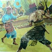 Penchak - le silat - hang tuah - taming sari