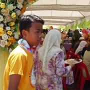 le silat seni gayung fatani - mariages traditionnel malais