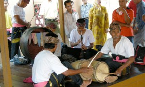 Gendang et Serunai traditionnel - Culture-Silat