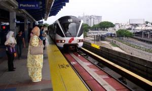 Kuala Lumpur - Metro aérien - Culture-Silat