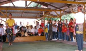 Démonstration Silat Pulut Kota Bahru - Culture-Silat