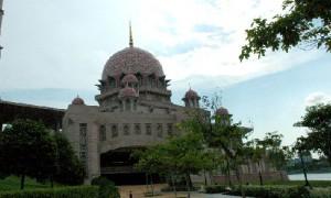 Mosquée putrajaya malaisie - Culture-Silat