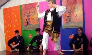 Penchak silat - baju silat traditionnel