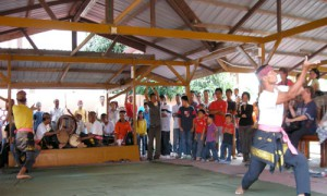 Silat pulut gendang traditionnel - Culture-Silat