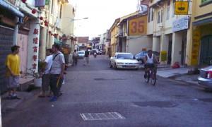 Melaka - Ballade dans les rues - Culture-SIlat