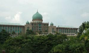 Putrajaya - Palais du Sultan - Culture-SIlat