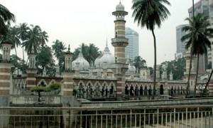 Kuala Lumpur - Ancienne Gare Centrale - Culture-Silat