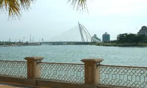 Putrajaya pont suspendu - Culture-Silat