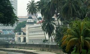 Kuala Lumpur - Au bord du fleuve - Culture-Silat