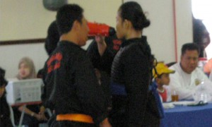 Coach CIkgu Halim silat fatani olah raga - Culture-Silat