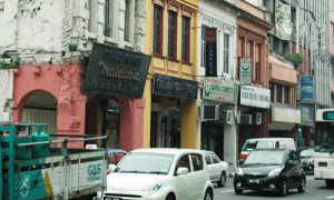 Kuala Lumpur - Quartier Masjid India - Culture-SIlat