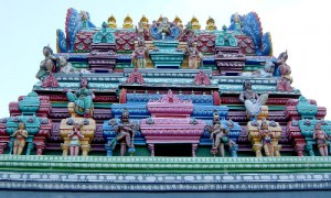 Penang - Temple Hindou - Culture-SIlat
