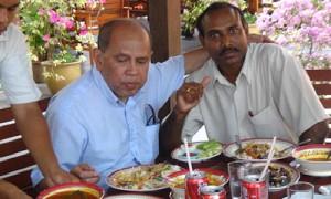 Melaka - Tuan Raban et Simon - Culture-Silat