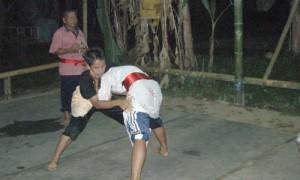 Silat pulut en pleine action - Culture-Silat