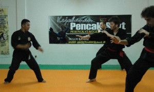 Team Fatani France ajang - Culture-Silat