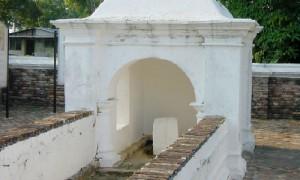 Melaka - Tombeau Hang Tuah - Culture-Silat