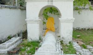 Melaka - Tombeau Hang Jebat - Culture-Silat