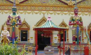 Temple Thaïlandais Penang - Culture-Silat