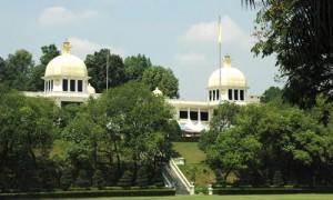 Kuala Lumpur - Palais d'été du Sultan - Culture-Silat