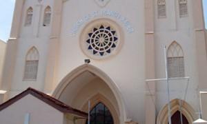 Melaka - Eglise St François Xavier - Culture-Silat