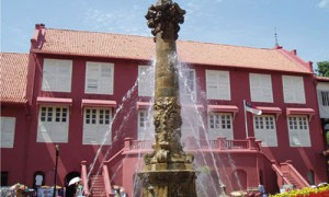 Melaka - Centre historique - Culture-Silat