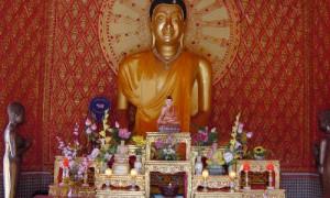 Penang statue bouddha - Culture-Silat