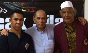 Cikgu Halim Tuan Raban Bapak Basiron - Culture-Silat